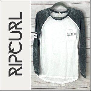Rip Curl Long Sleeve Light Weight T-Shirt